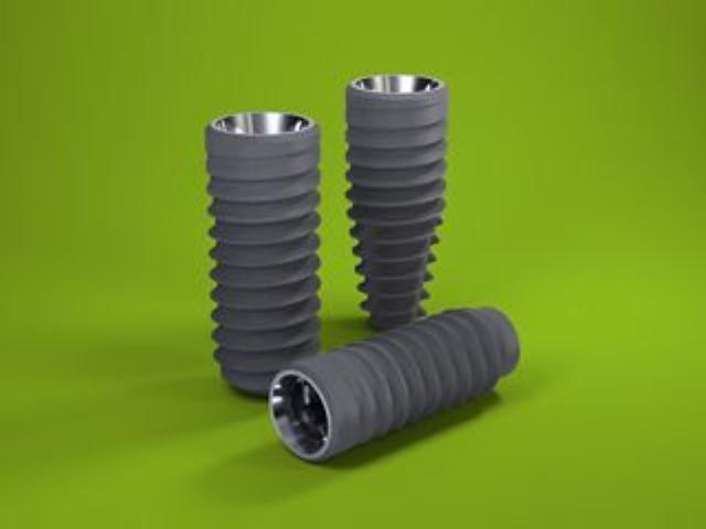 Implantatgetragener Zahnersatz Bild 3