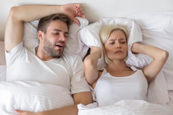 Schnarch- und Schlaftherapie Bild 3